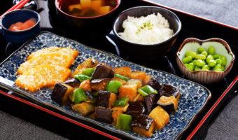 Japanese Eggplant Stir Fried
