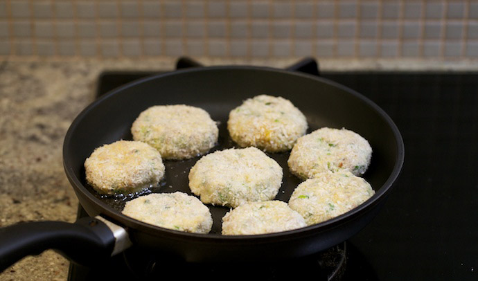 potato cakes step20