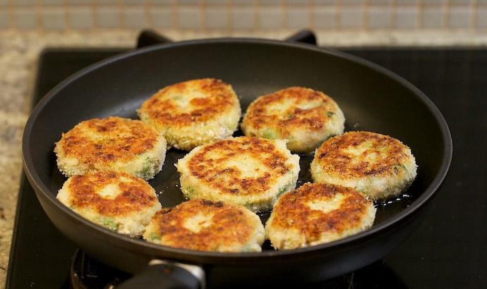 potato cakes step21