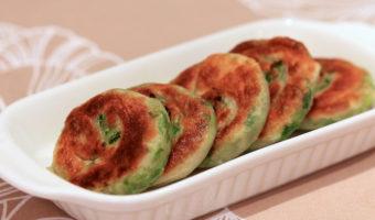 Chinese Scallion Pancakes – Cong You Bing(Green Onion Pancake)