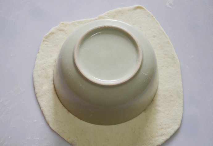 Chinese Chive Pancake step2