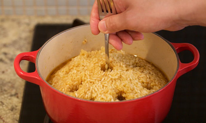 Rice Pilaf step17