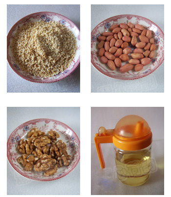 Sesame Paste Ingredients