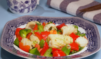 Squid Stir Fry – Chinese Squid Recipe