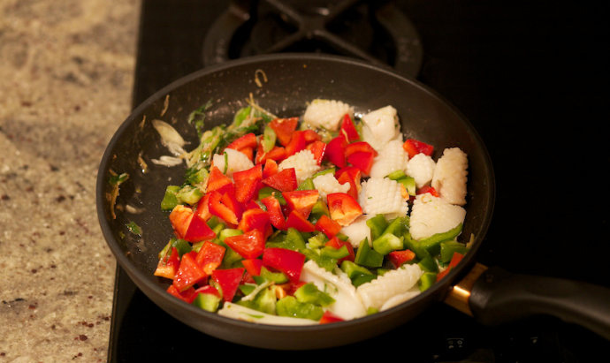 Squid Stir Fry step11