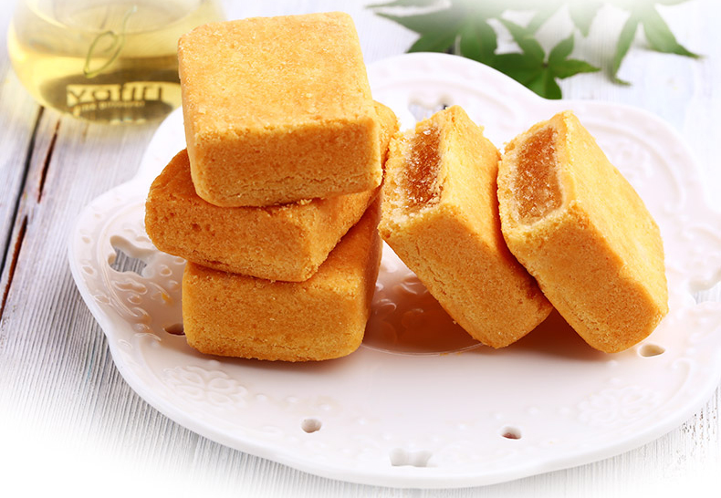 Taiwanese Pineapple Cake Yum Of China