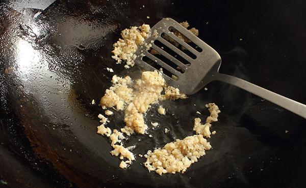 chinese garlic chicken step6
