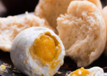 Homemade Salted Duck Egg – Two Ways