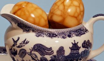 Tea Eggs (Marbled Eggs) Recipe