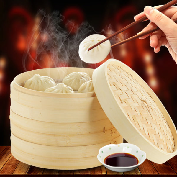 Want To Find Out The Best Bamboo Steamers? Top 10 Bamboo Steamers Review