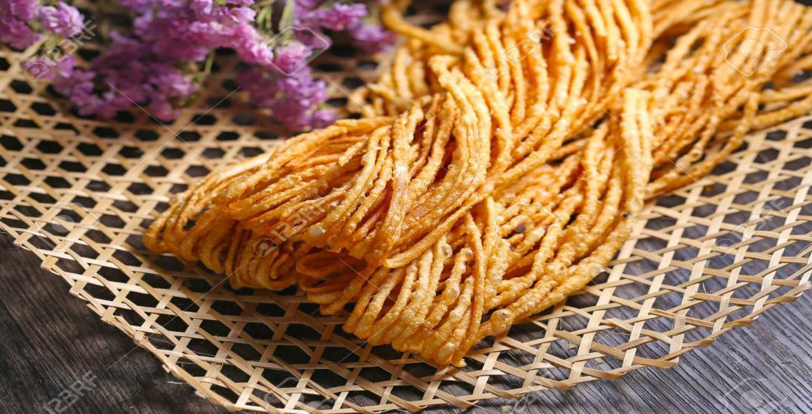 Fried dough twist-Qingming cakes