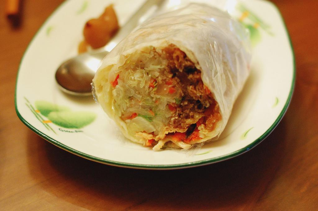 Run Bing-steamed spring roll