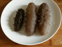 how to cook Sea Cucumbers step1