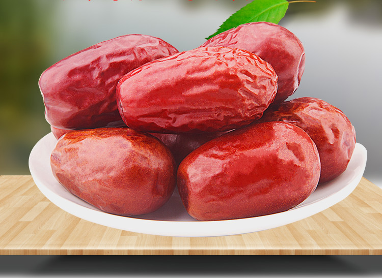 Big Dried Fruit Jujube Chinese Red Dates