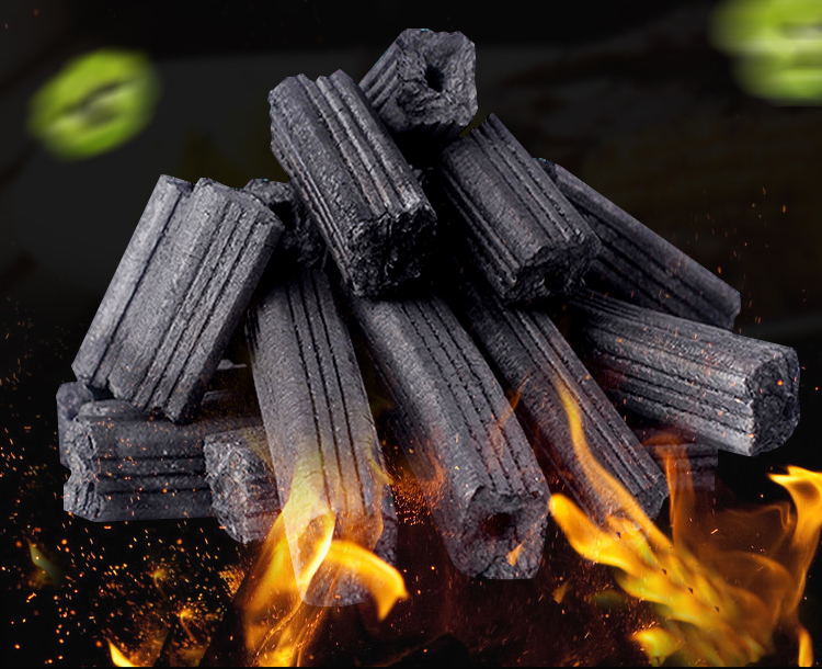 Burn Lump Charcoal