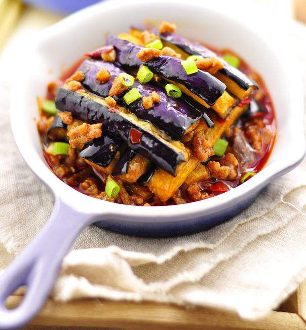 Yu Xiang Eggplant