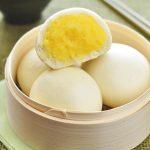 Chinese Steamed Custard Buns (Nai Wong Bao) – Step By Step