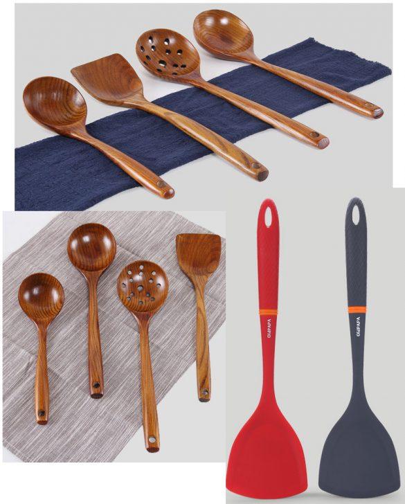 Best Spatula For Non-stick Pans