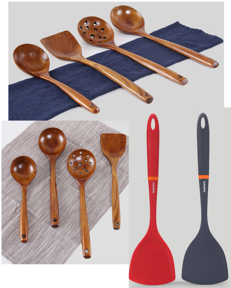 Best Spatulas For Non-stick Pans - Top Ten Recommended - Yum
