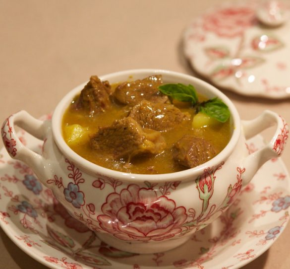 Chinese Beef Curry