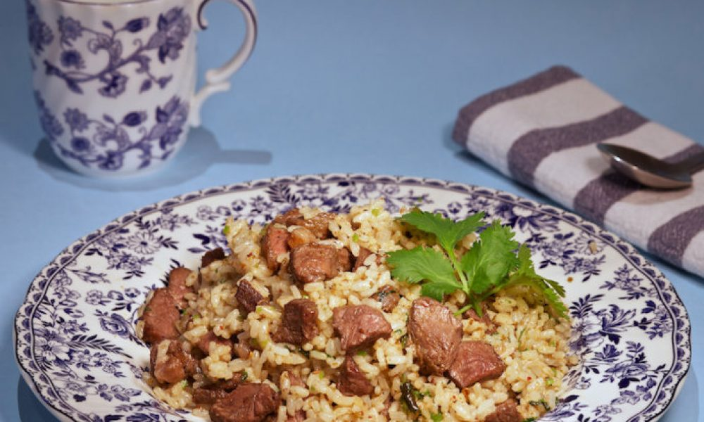 Lamb Fried Rice – Delicious Lamb And Rice Reipe