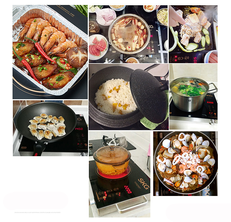 hot plates recipes
