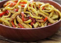 Pork Chow Mein – Step by Step Guide