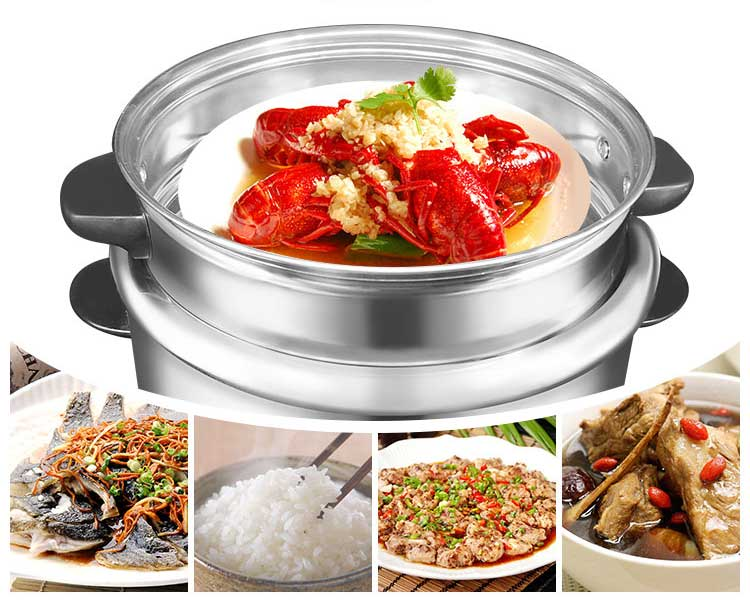 Recipe With Stainless Steel Inner Pot