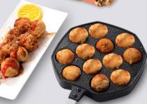 Top 6 Best Takoyaki Pan-All You Need to Know About Takoyaki
