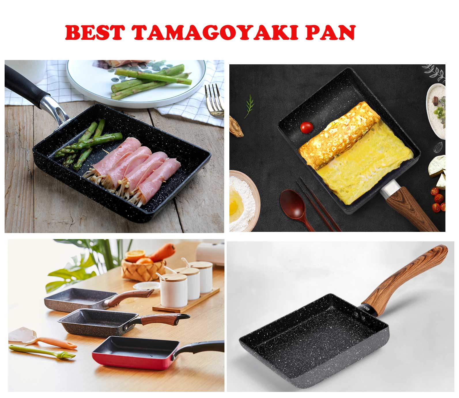 Best Tamagoyaki Pan