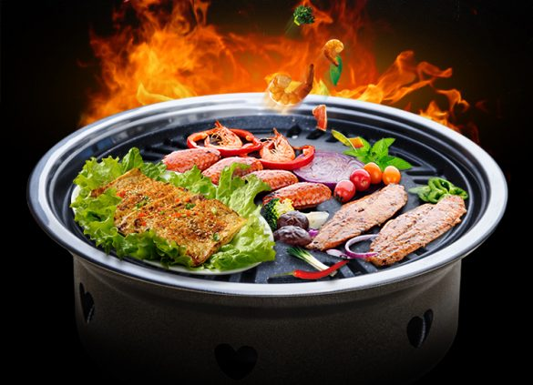 Korean Barbecue Grill