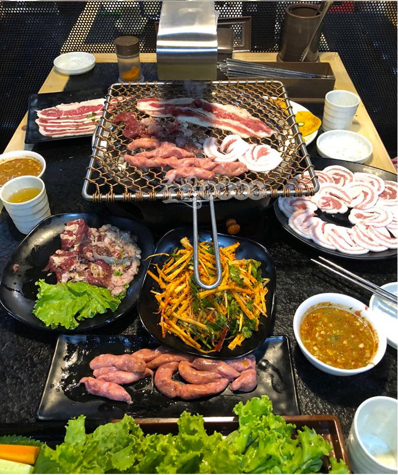 Korean Barbecue Grill