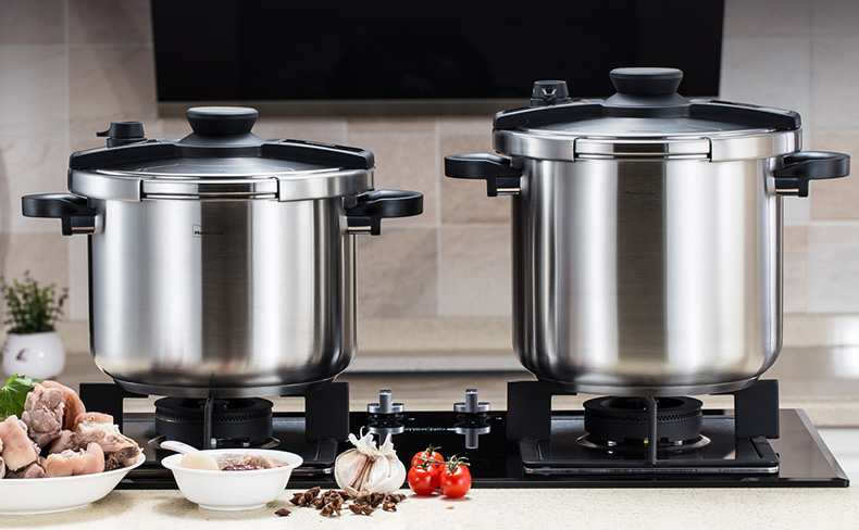 Large Stainless-steel Pressure Cooker
