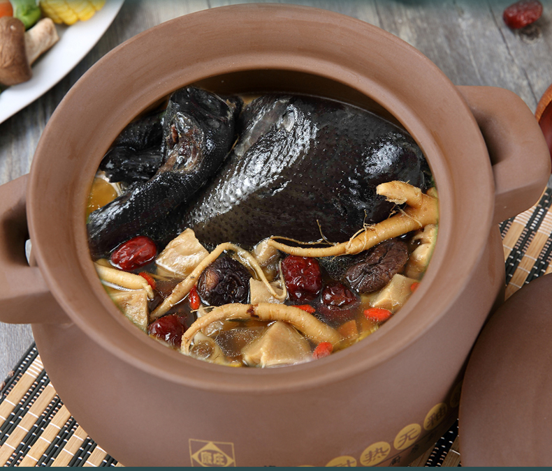 Recipe of Unglazed Clay Pot.