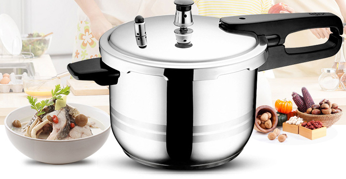 Stainless-steel Pressure Cooker