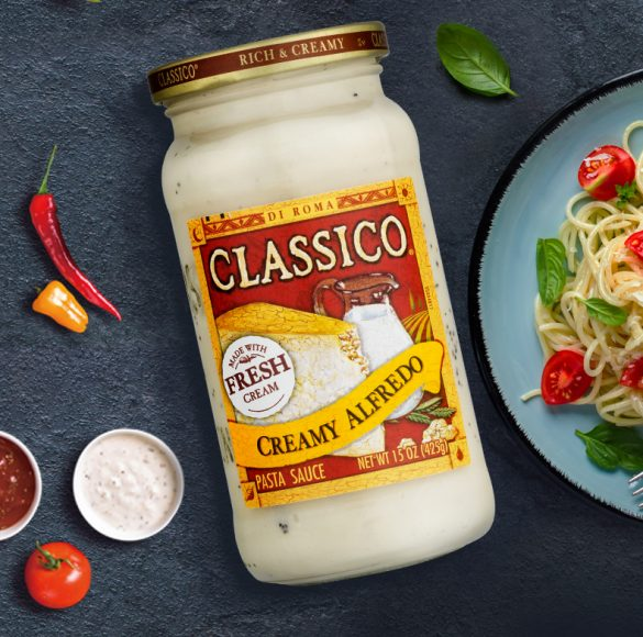 Store-Bought Pizza Sauce