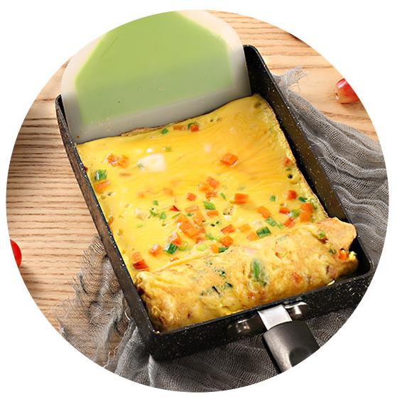 Tamagoyaki Pan to cook Tamagoyaki