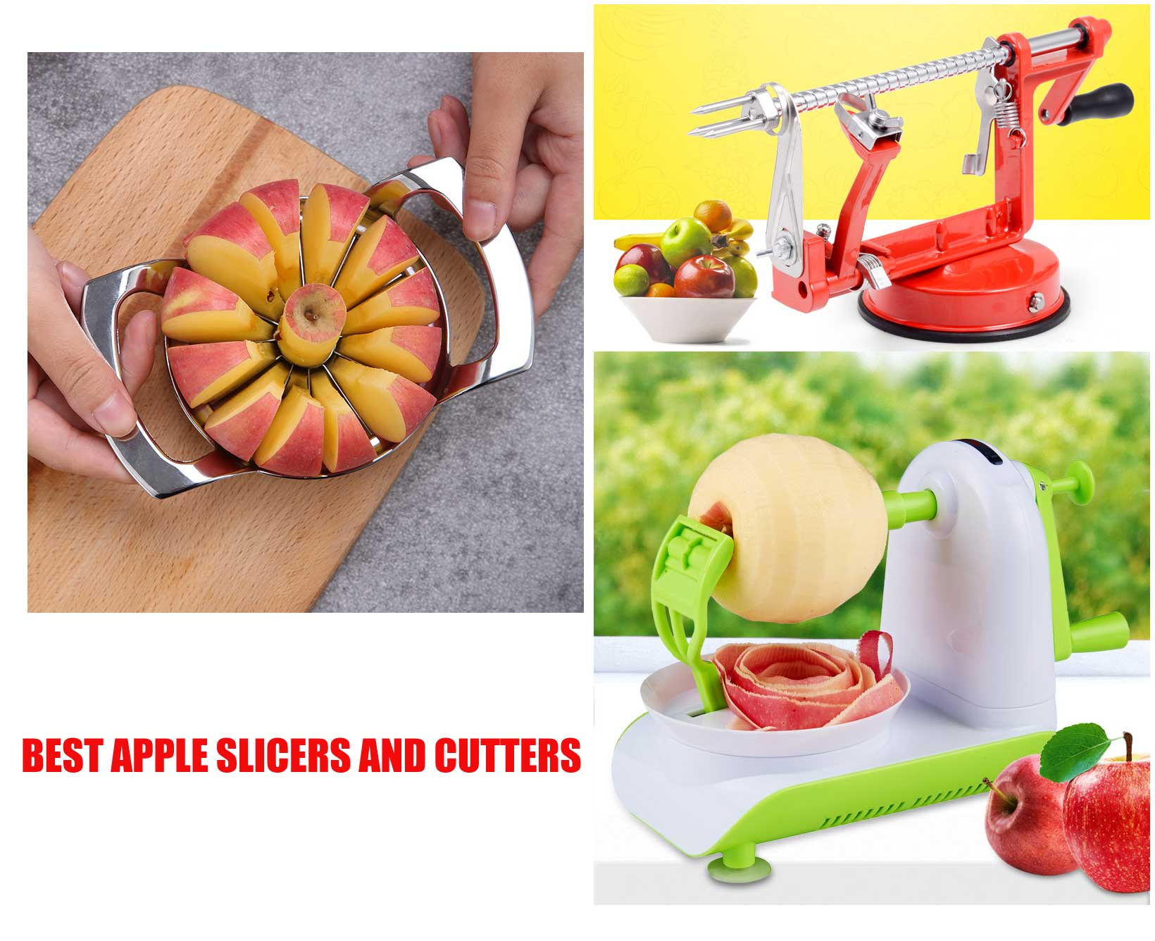Best Apple Slicers and cutters