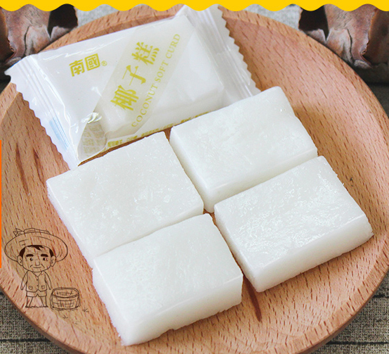Chinese coconut candy