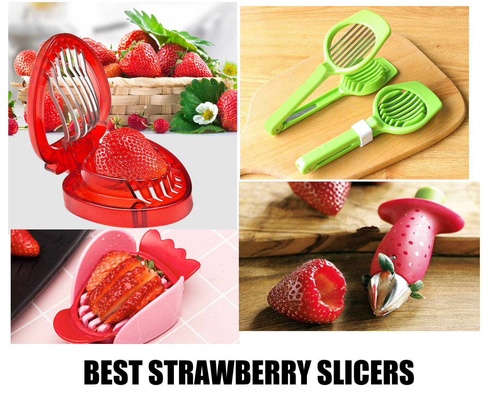 Strawberry Slicers