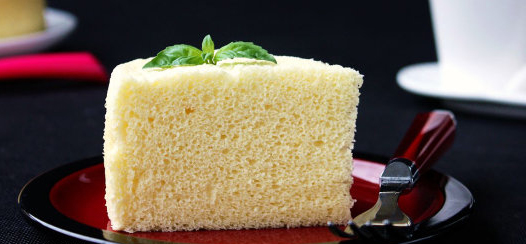 Chinese Steamed Sponge Cake