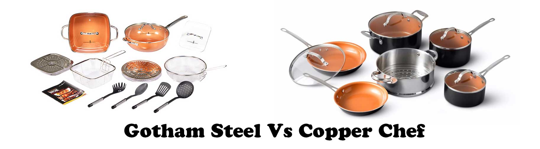 Gotham Steel Vs Copper Chef