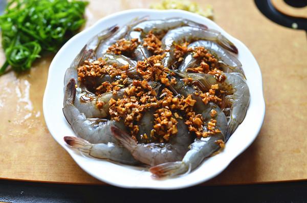 Shrimp With Garlic Sauce step9