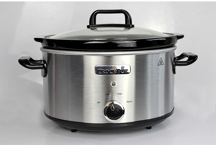 Slow Cookers with Timers
