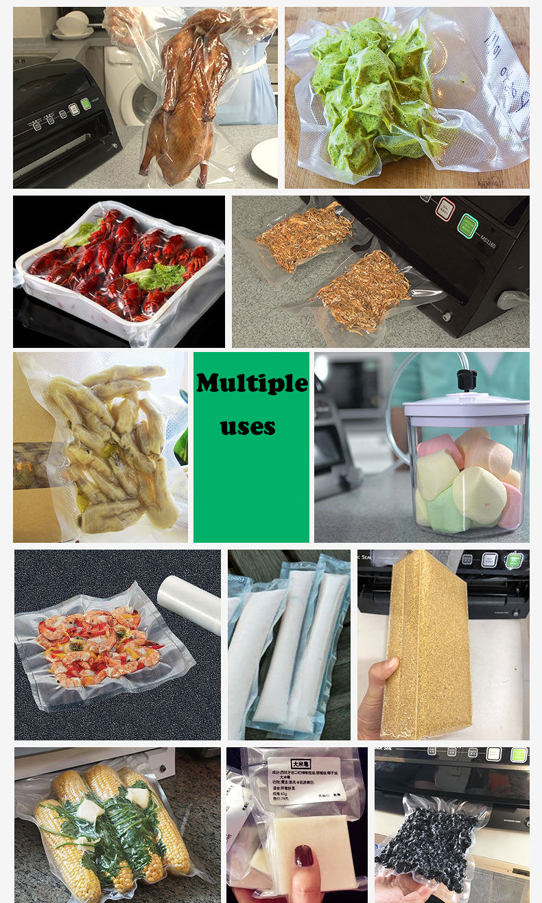 multiple uses of Vacuum Sealers