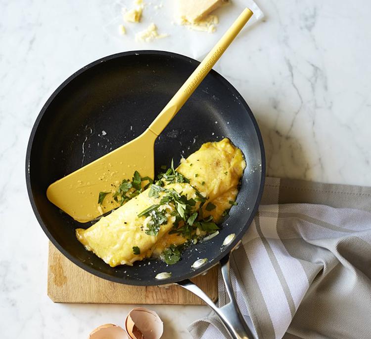Calphalon Cookware to cook egg