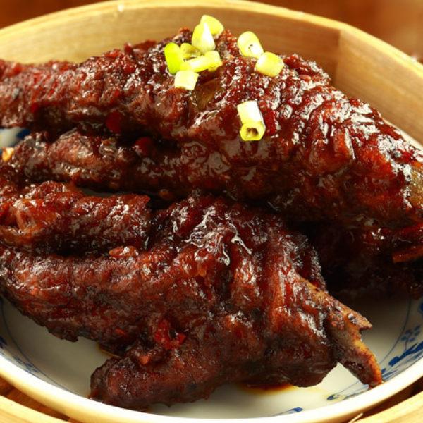 Chicken Feet Dim Sum – Chinese Restaurant Style Chicken Feet Recipe