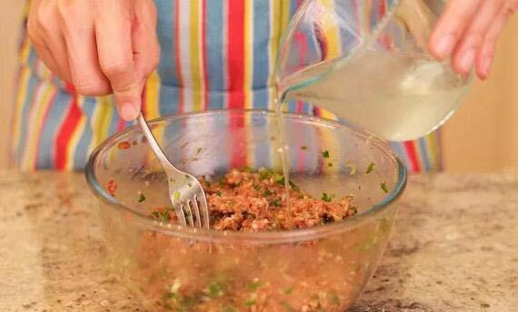 Chinese dumpling recipe step16