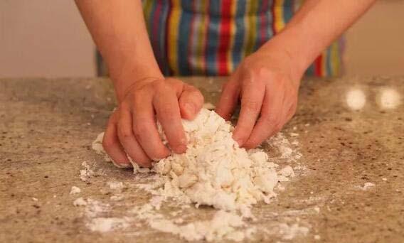 Chinese dumpling recipe step3