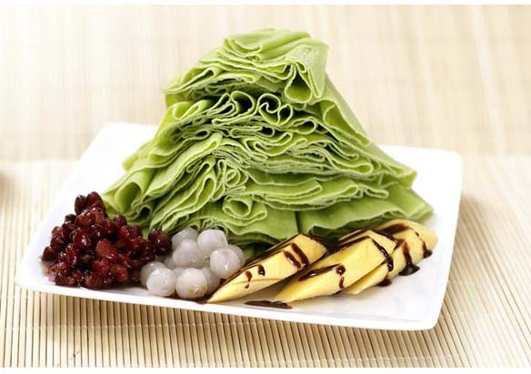 Cuabing Taiwanese shaved ice